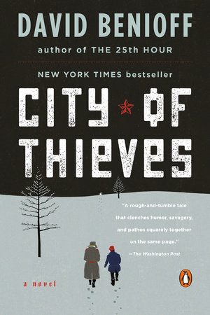 City of Thieves Book Cover Picture