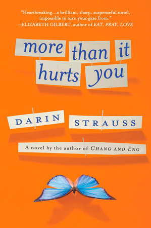 More Than It Hurts You Book Cover Picture