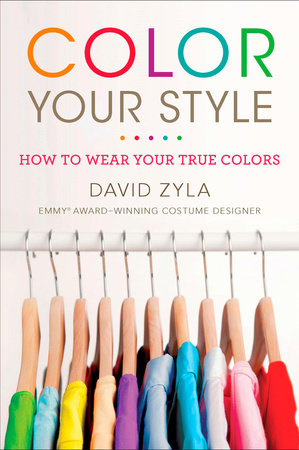 Color Your Style by David Zyla