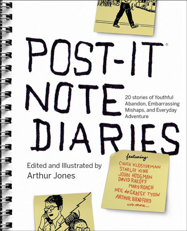 Post-it Note Diaries by