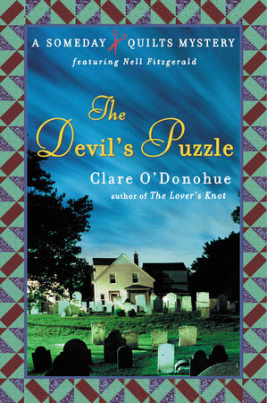 The Devil's Puzzle by Clare O'Donohue