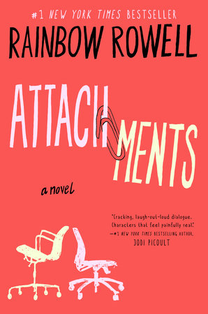 The cover of the book Attachments