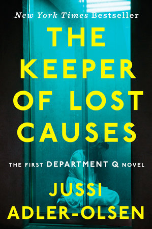 The cover of the book The Keeper of Lost Causes