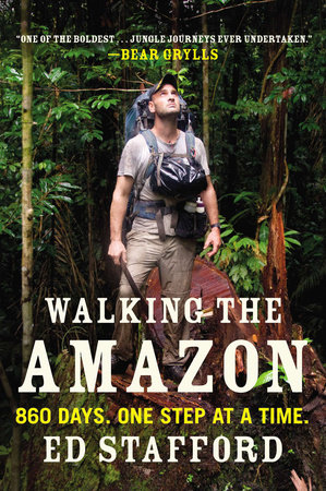 Walking the Amazon
