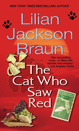 Cat Who Saw Red by Lilian Jackson Braun