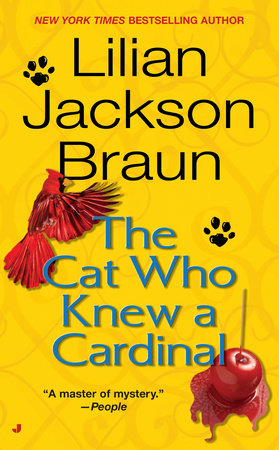 Cat Who Knew Cardinal