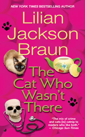 Cat Who Wasn't There by Lilian Jackson Braun