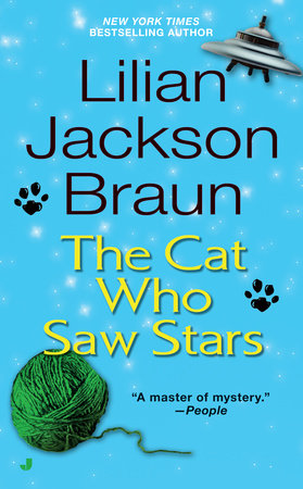 The Cat Who Saw Stars by Lilian Jackson Braun