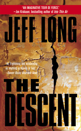 The cover of the book The Descent