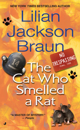 The Cat Who Smelled a Rat 10-copy by Lilian Jackson Braun