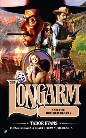 Longarm 397 by Tabor Evans