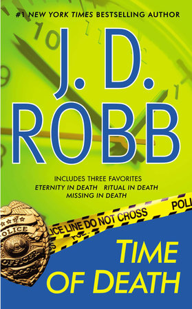 Time of Death by J. D. Robb