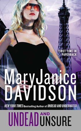 Undead and Unsure by MaryJanice Davidson