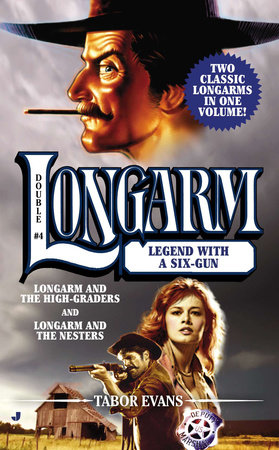 Longarm Double #4 by Tabor Evans