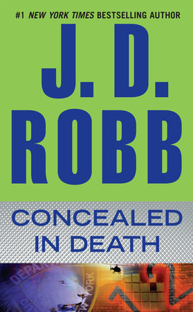 Concealed in Death by J. D. Robb