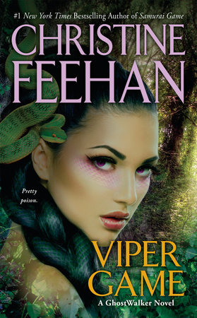 Viper Game by Christine Feehan