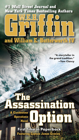 The Assassination Option by W.E.B. Griffin and William E. Butterworth IV