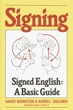 Signing by Harry Bornstein and Saulnier