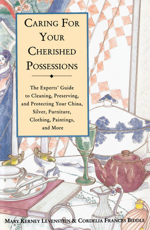 Caring For Your Cherished Possessions by Mary K. Levenstein