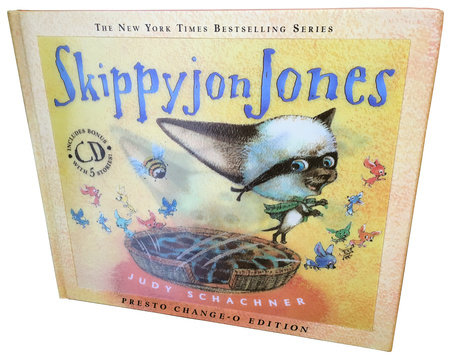 Skippyjon Jones Presto-Change-O by Judy Schachner