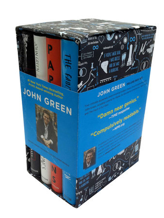 John Green Box Set by John Green