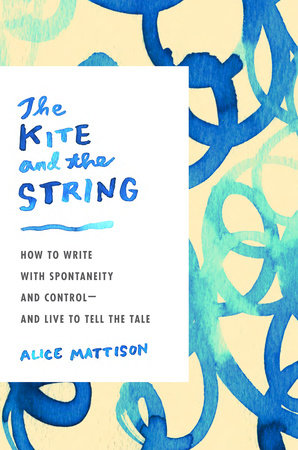 The Kite and the String Book Cover Picture