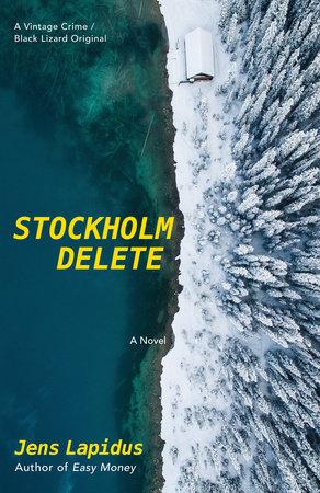 Stockholm Delete by Jens Lapidus