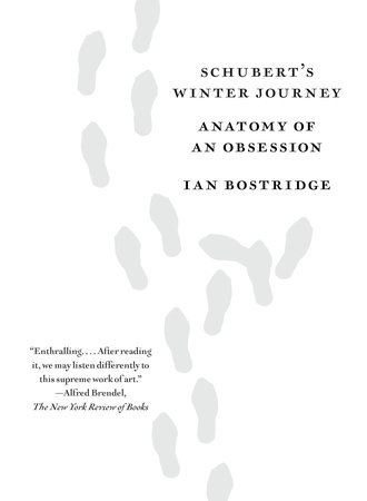 The cover of the book Schubert's Winter Journey