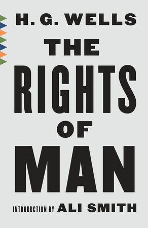 The cover of the book The Rights of Man