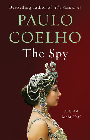 The cover of the book The Spy