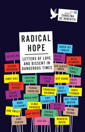 The cover of the book Radical Hope