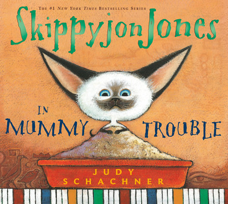 Skippyjon Jones in Mummy Trouble