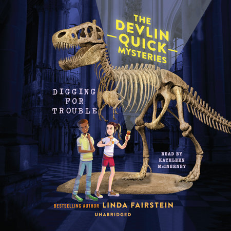 Digging For Trouble by Linda Fairstein