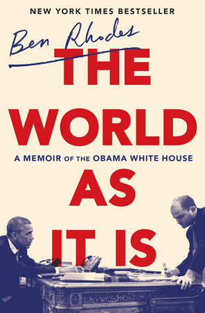 The cover of the book The World as It Is