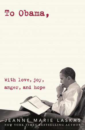 The cover of the book To Obama
