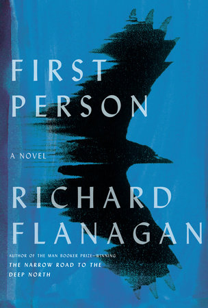 The cover of the book First Person