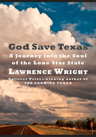 The cover of the book God Save Texas