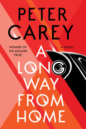 The cover of the book A Long Way from Home