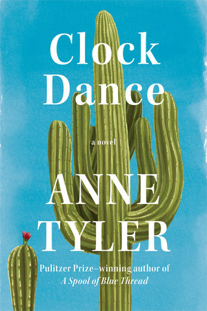 The cover of the book Clock Dance