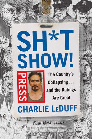The cover of the book Sh*tshow!
