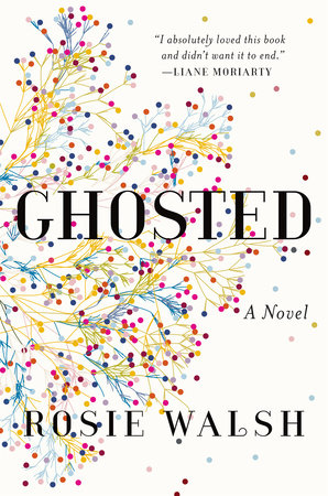 The cover of the book Ghosted