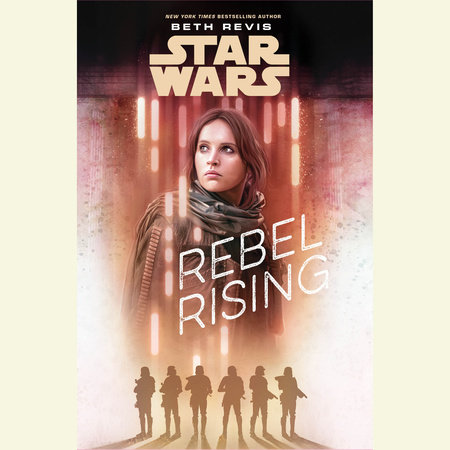 The cover of the book Star Wars Rebel Rising
