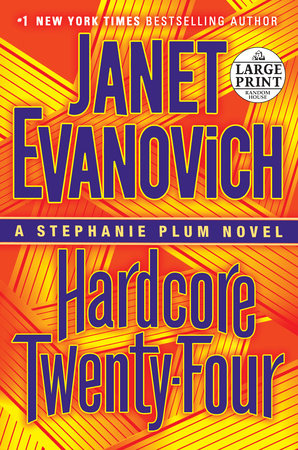 The cover of the book Hardcore Twenty-Four