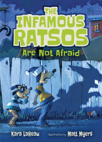 Infamous Ratsos Are Not Afraid
