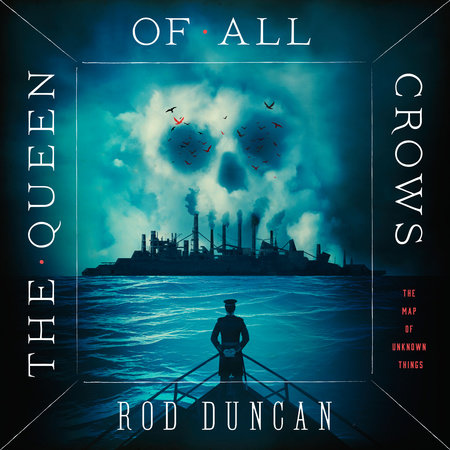The cover of the book The Queen of All Crows