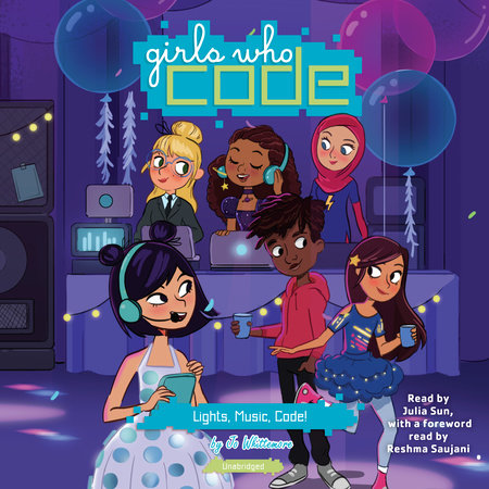 Lights, Music, Code! #3 by Jo Whittemore