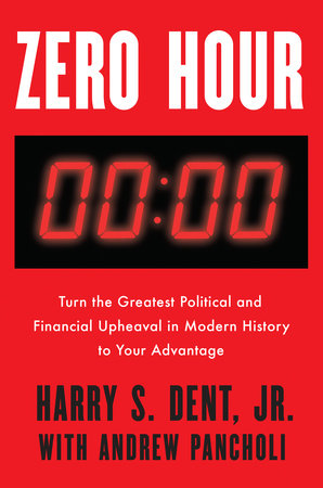 The cover of the book Zero Hour