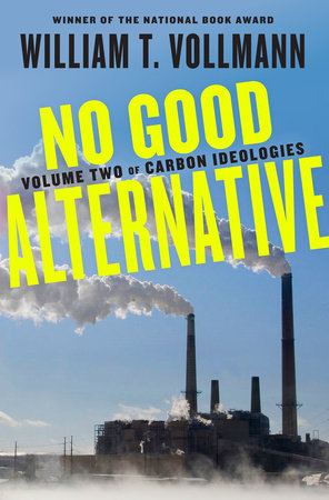 The cover of the book No Good Alternative