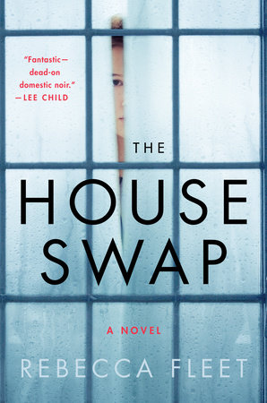The cover of the book The House Swap