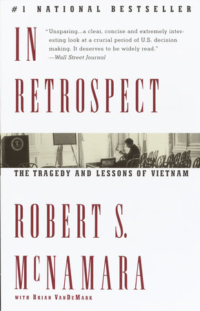 The cover of the book In Retrospect